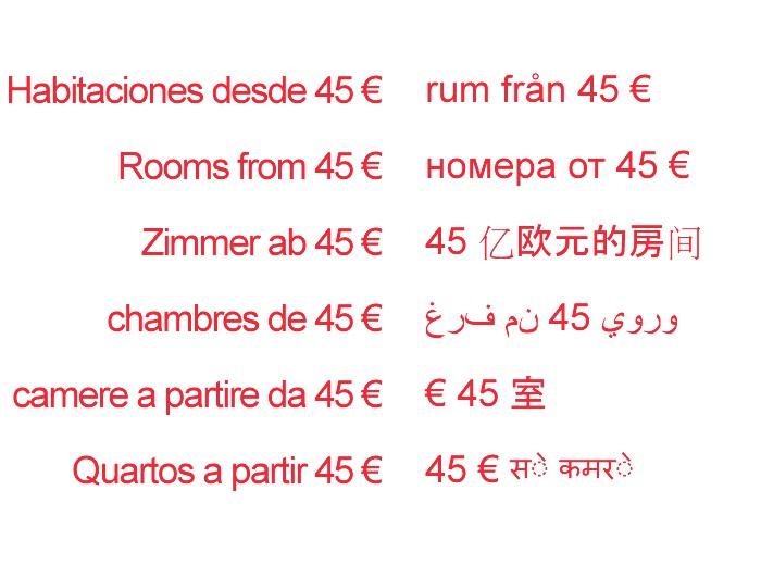 Cheap hotel Madrid