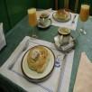 Para deleitarse con el desayuno