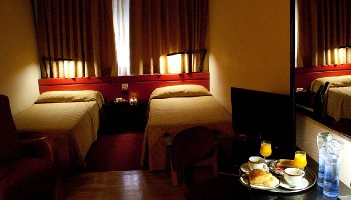 habitaciones anaco hotel en gran v a madrid