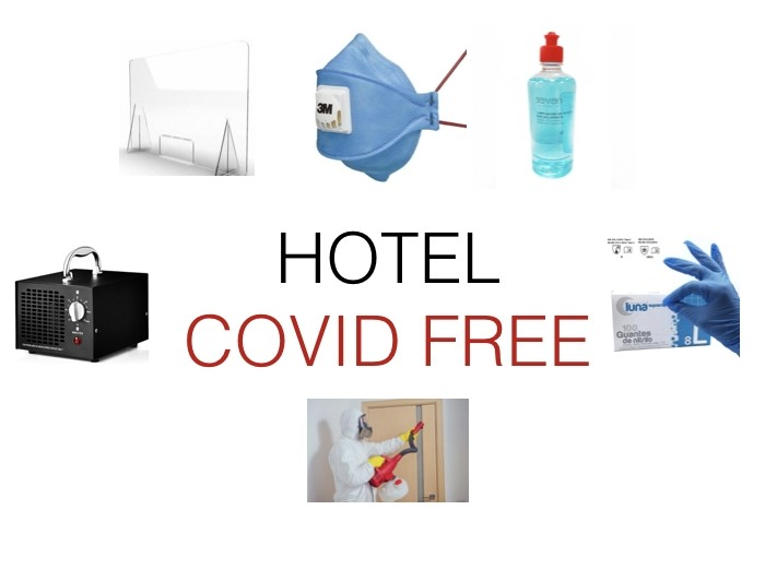 Hotel Covid Free Madrid